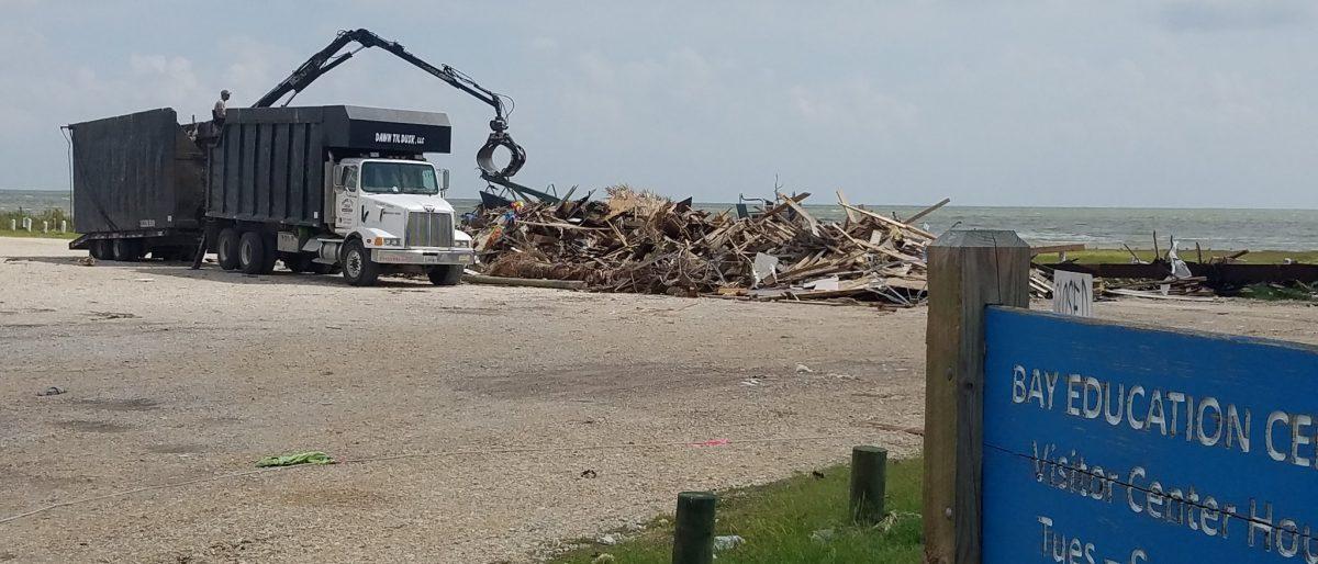 Permalink to: Debris Pickup Status Updates